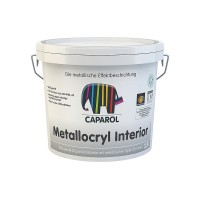 Vopsea decor de interior METALLOCRYL  2.5 Lt
