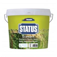 Lac ecologic STATUS ECOVARN SATINE 0.75 Lt