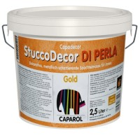 Masa de spaclu Stucco DI PERLA GOLD 2.5 Lt