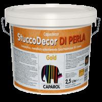 Masa de spaclu Stucco DI PERLA GOLD 2.5 Lt