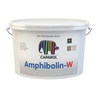 Vopsea lavabila pentru exterior si tapet fibra de sticla  AMPHIBOLIN-W 12.5 Lt