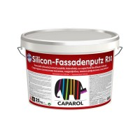 Tencuiala decorativa SILICON FASSADENPUTZ K15 25 Kg